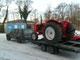 Nuffield tracteur 1965
